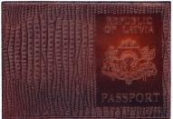Клише паспорт Nr. 106