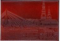 Клише паспорт Nr. 161-1