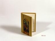 Кожаная Телефонная книжка с тиснением № B36